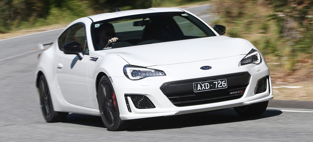 Subaru BRZ tS long-term review feature