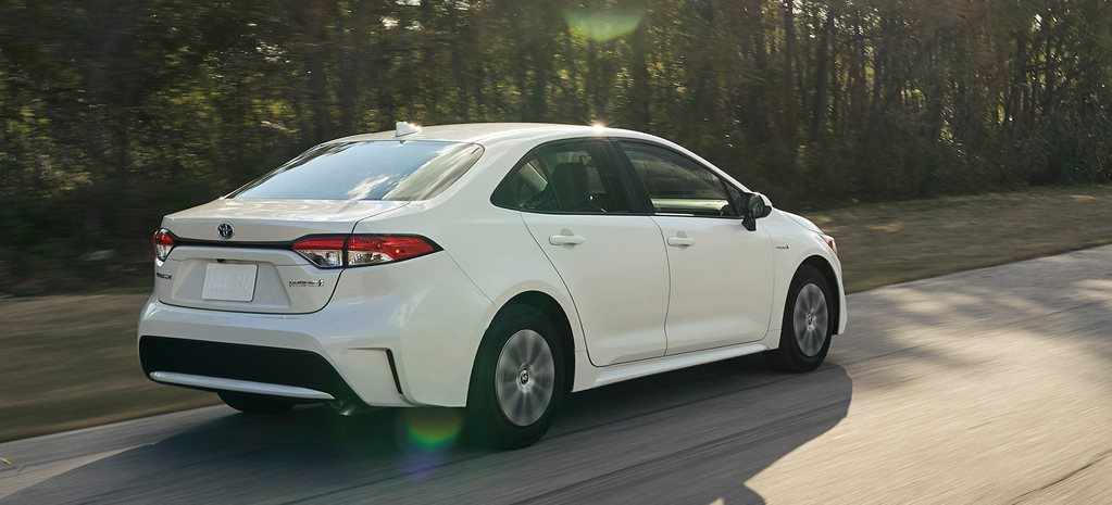 2020 Toyota Corolla Sedan Pricing And Features