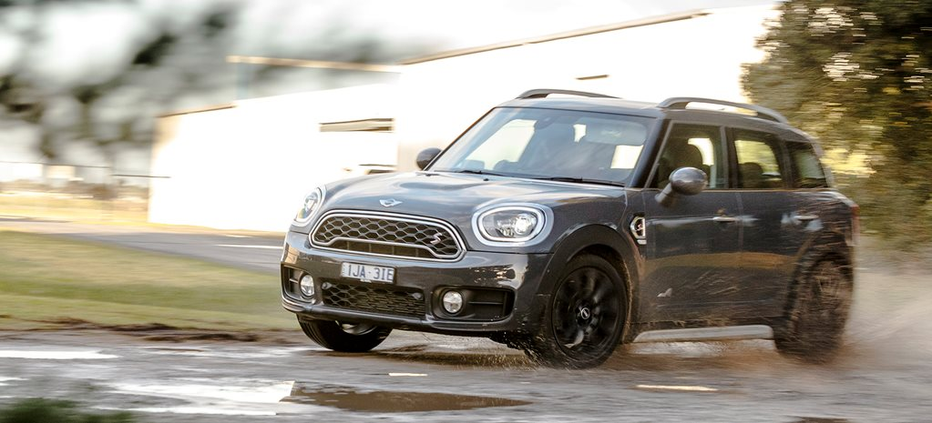 2017 mini countryman sd4 all4 review