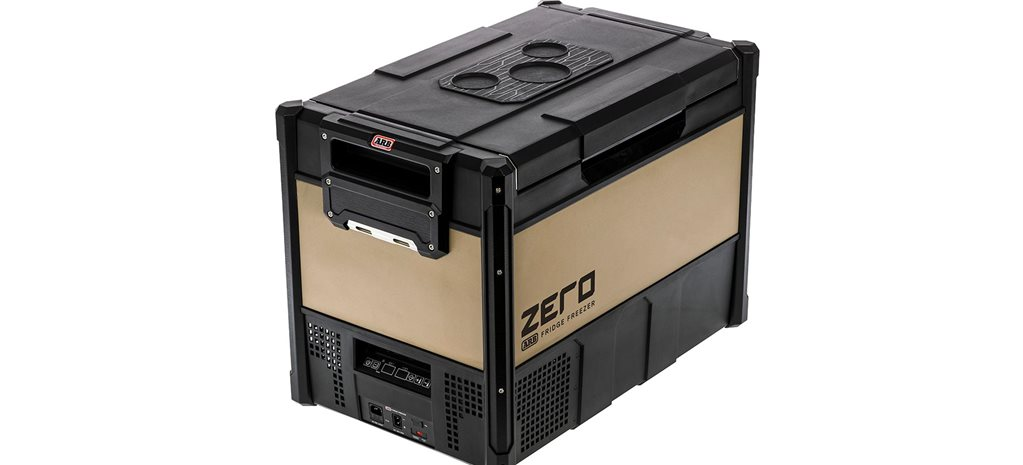 ARB Zero Fridge Freezer unveiled SEMA Show news