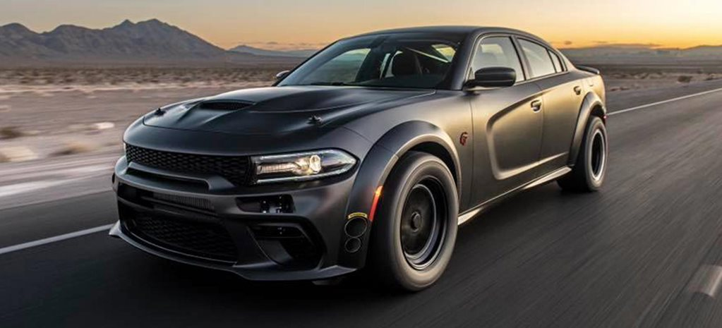 Speedkore twin-turbo AWD carbon-fibre Charger revealed news