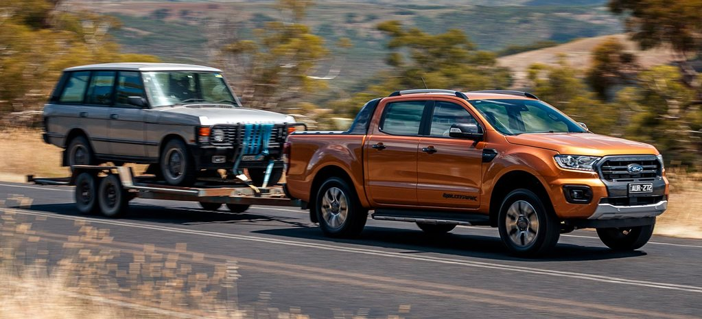 VFACTS October 2019 Ranger and Hilux top sales charts news