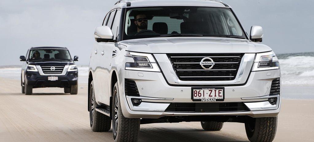 2020 Nissan Patrol Is On Sale In Australia