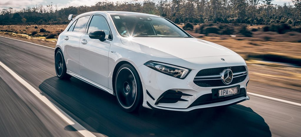Mercedes-AMG A35 review