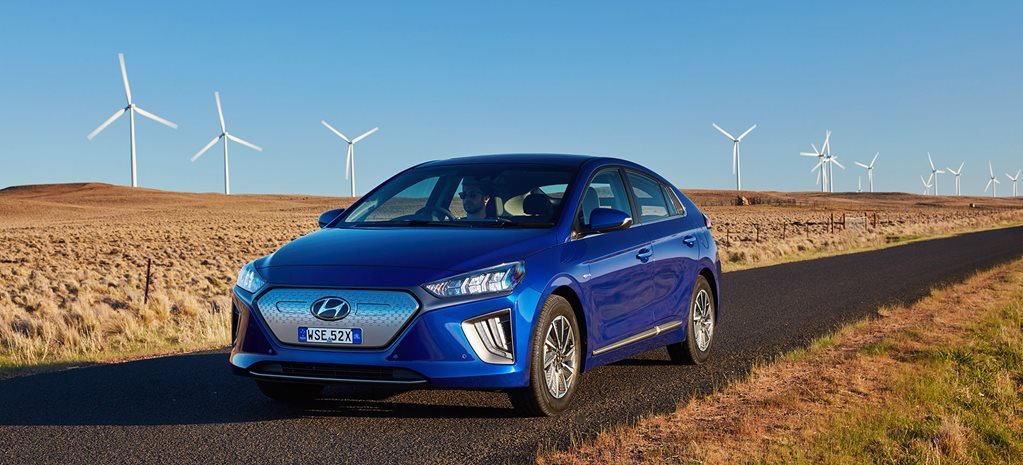 Hyundai Ioniq Electric Elite Review