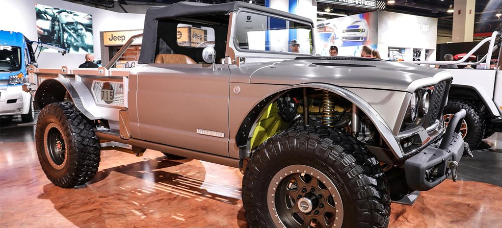 SEMA 2019 custom favourites news