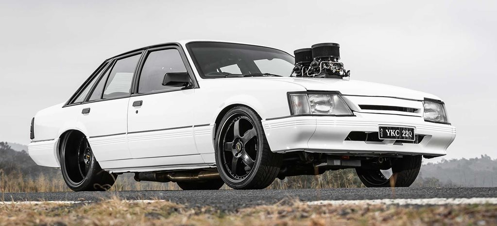 L98-powered 1986 Holden VK Commodore