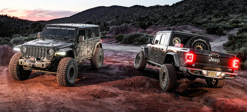 Custom Jeep Wrangler and Gladiator review feature