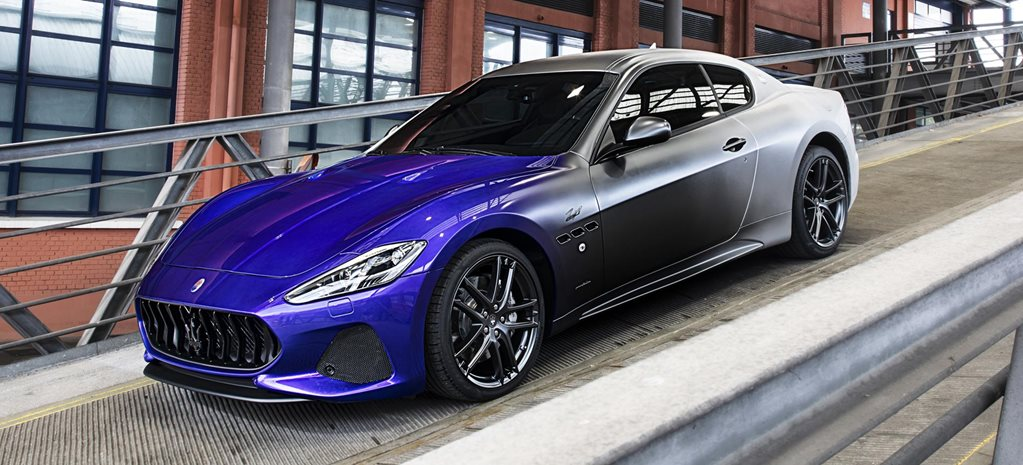 Maserati bows out the GranTurismo with Zéda one-off