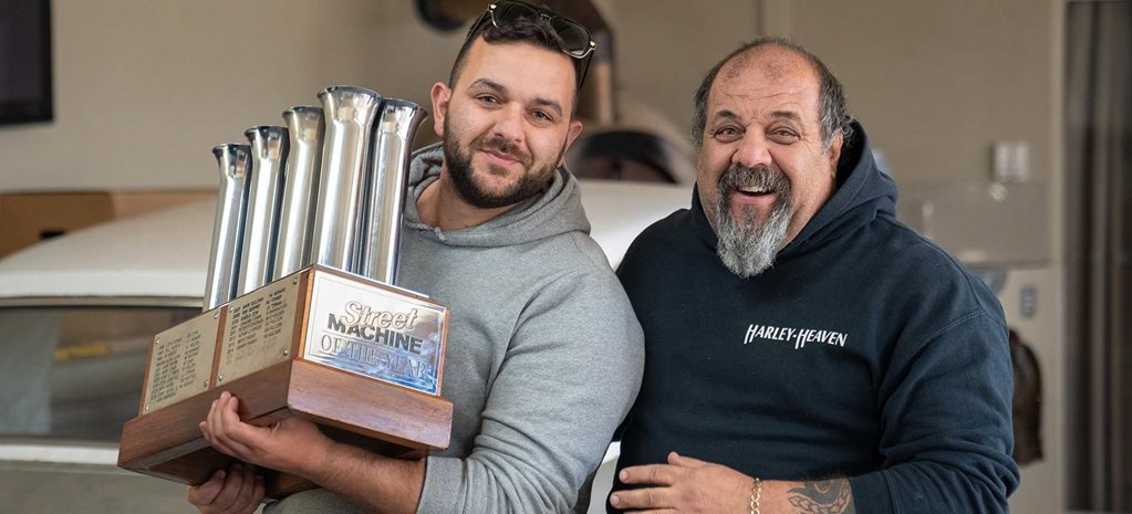 Matt Morgillo's Holden HQ Statesman wins SMOTY 2019