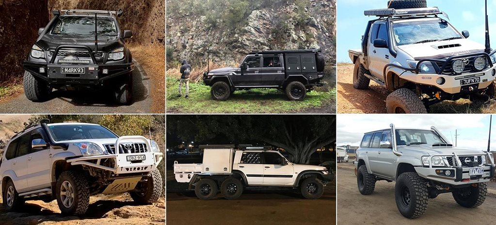 Readers 4x4s November 2019 feature
