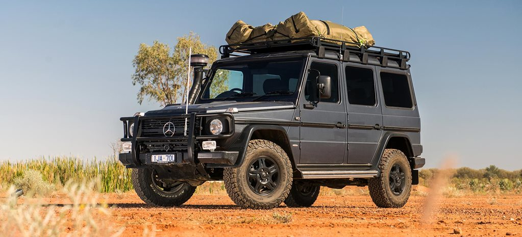 Mercedes-Benz G-Professional discontinued in Australia news