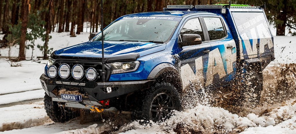 Narva custom Ford Ranger Raptor review feature