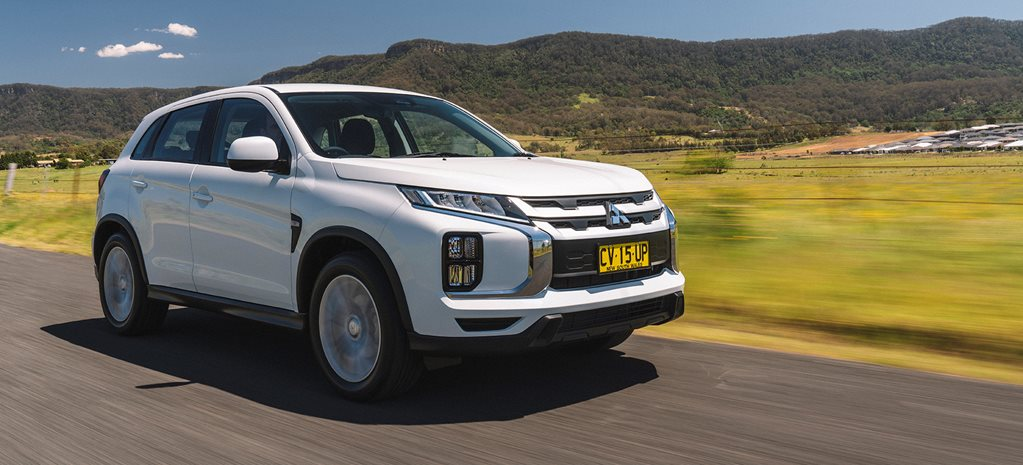 Mitsubishi Asx 2020 Review Price Features