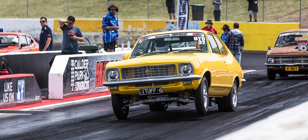 K&N Dial Your Own Day Five – Drag Challenge 2019