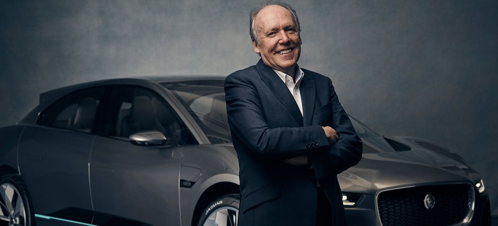 Ian Callum's Dream Garage