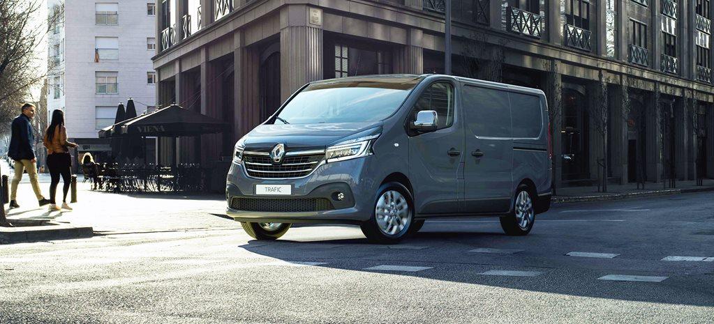 Renault Trafic 2020 range revealed