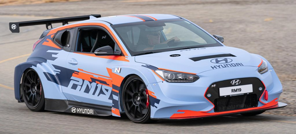 Hyundai RM19 prototype revealed news