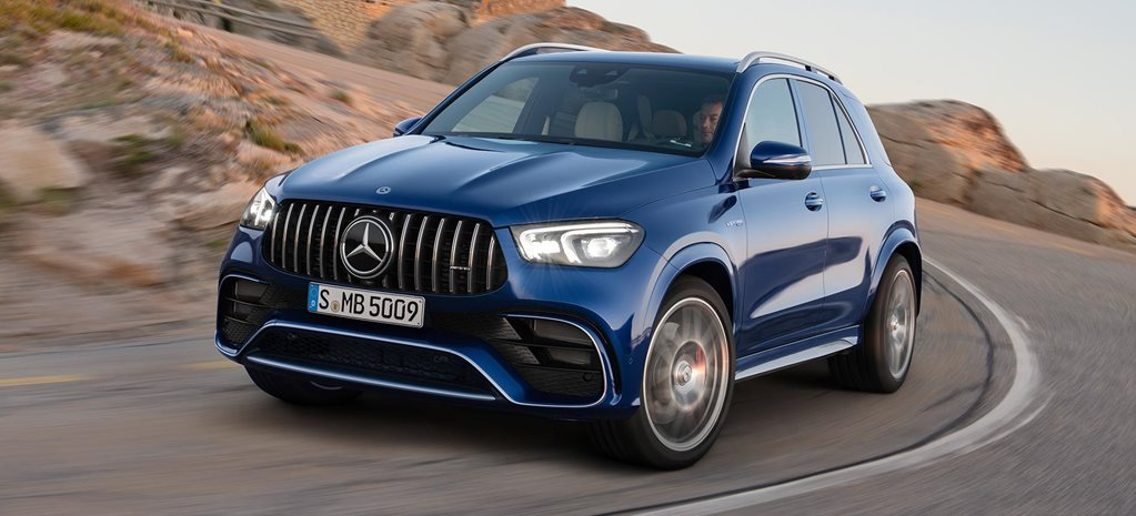 2020 Mercedes-AMG GLE63 S revealed news