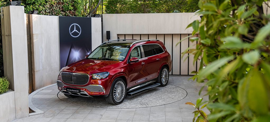 Mercedes-Maybach GLS600 SUV