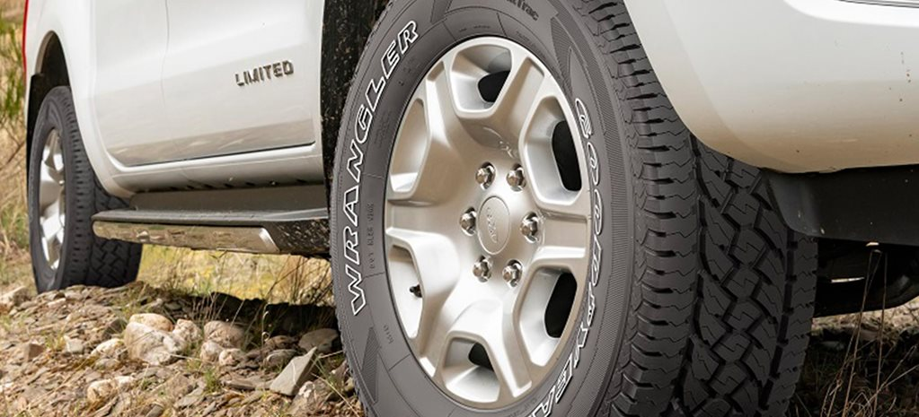 Goodyear Wrangler AT and Cooper Evolution tyres available feature
