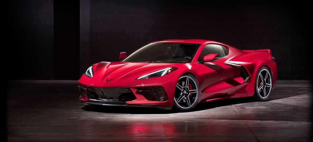 Corvette C8 ZR1 (2021) Hybrid Twin Turbo V8 Engine