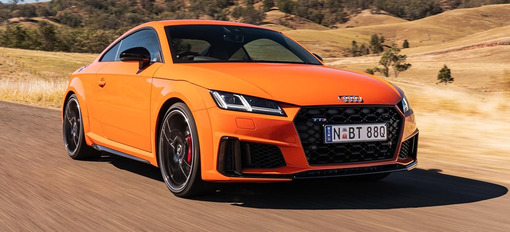 2019 Audi TTS coupe review feature