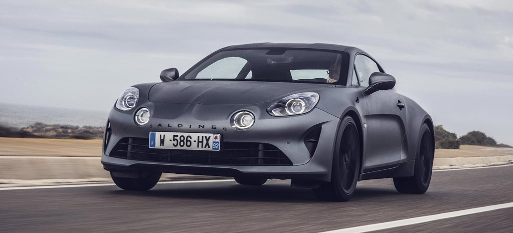Alpine A110S 2019 review