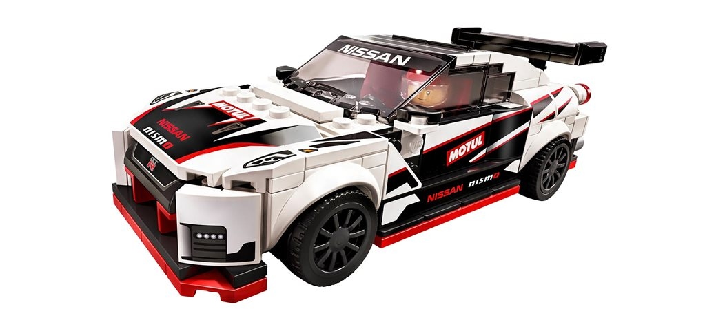 Nissan GT-R Nismo Lego Speed Champions series news