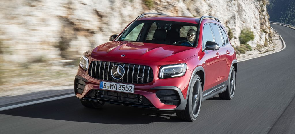 Mercedes-Benz GLB35 review