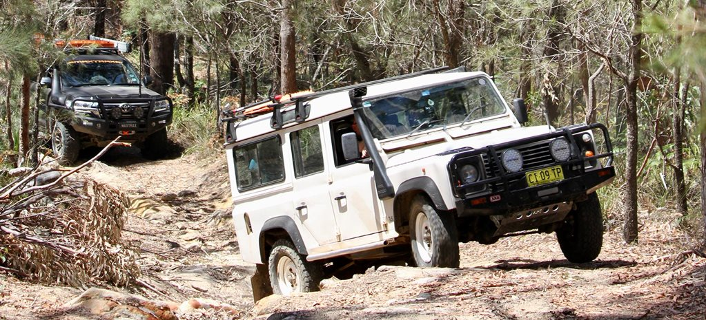 Old 4x4s are better at going off-road opinion
