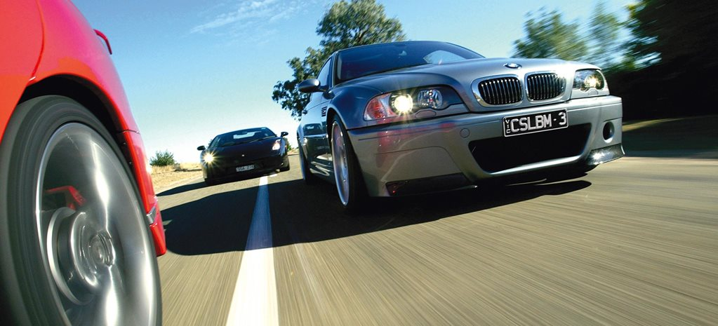 Performance Car of the Year 2004 Road Test feature