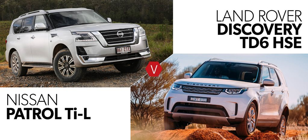 New vs Used Nissan Patrol Ti-L vs Land Rover Discovery TD6 HSE