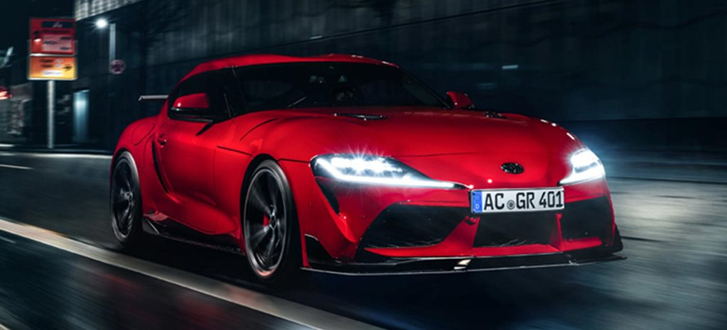 AC Schnitzer Toyota GR Supra tuning parts news