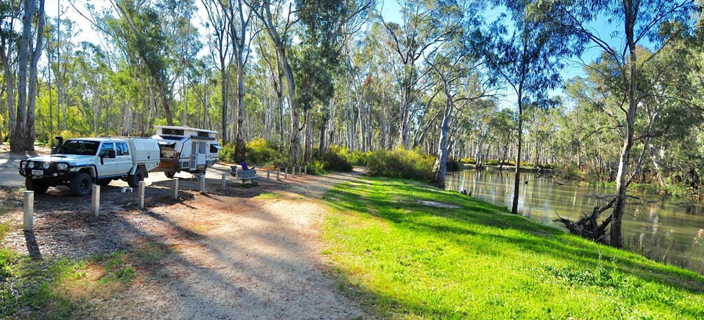 Exploring the Murray River NSW 4x4 travel guide feature