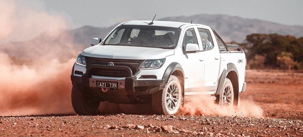 Holden Colorado LSX review feature