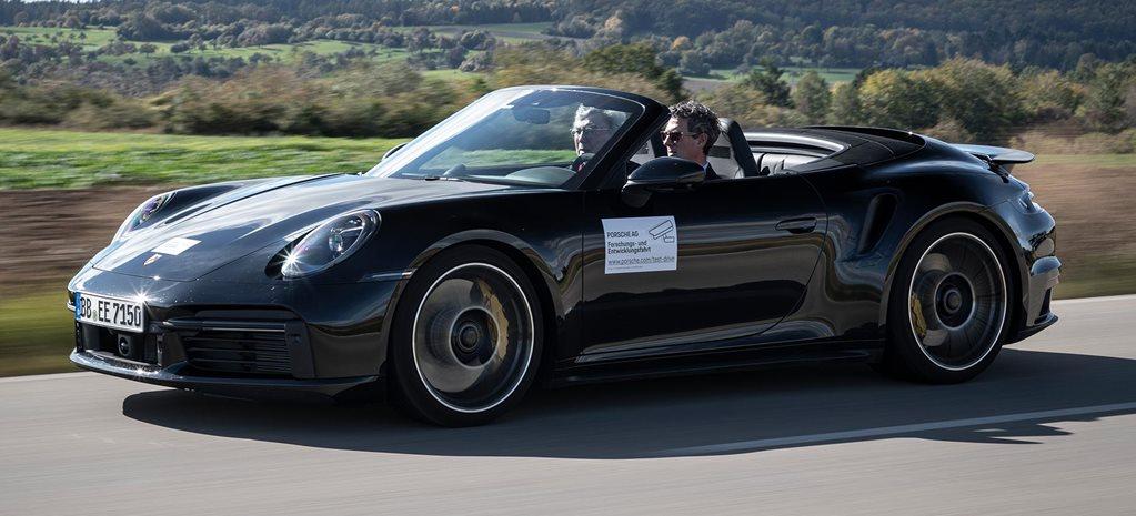 Porsche 992 911 Turbo S Prototype Review