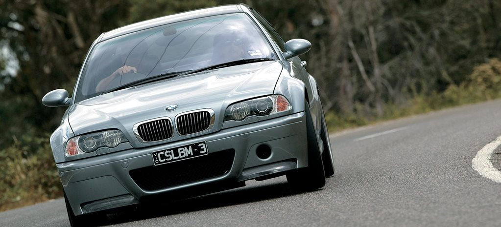 Performance Car of the Year 2004 2nd place BMW M3 CSL feature