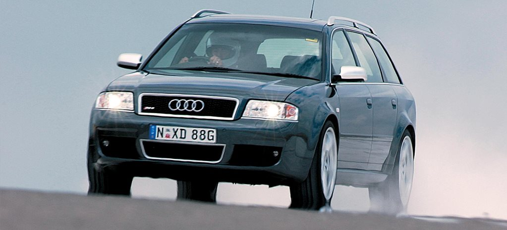 Performance Car of the Year 2004 3rd place Audi RS6 Avant feature