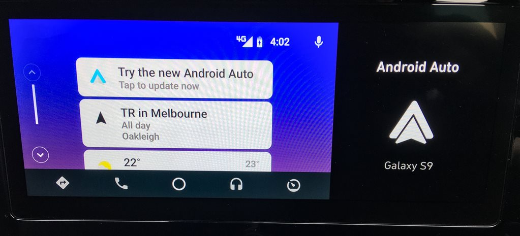 Reviewed: Android Auto for Android 10 update