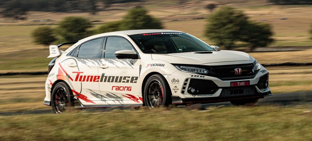 Tunehouse Honda Civic Type R review feature