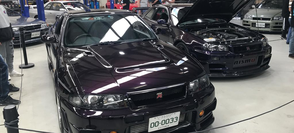 Worlds Best Nissan GT-R Collection feature