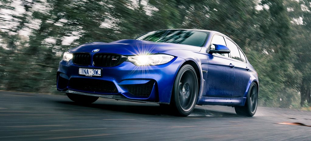 BMW M3 CS review feature