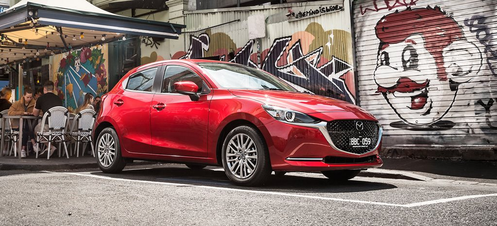 2020 Mazda 2 price and features