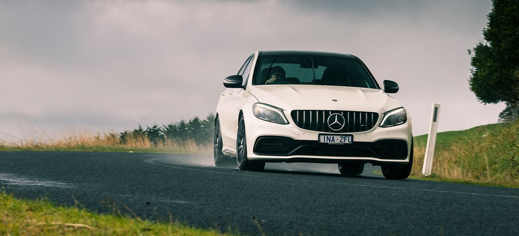 Mercedes-AMG doesn't need V8s to keep high-performance sales