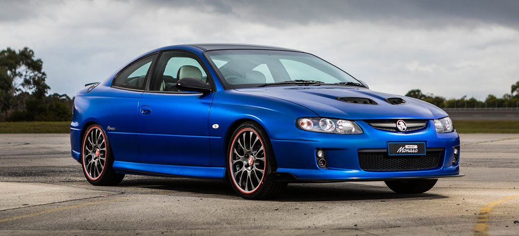 Project Monaro - the full story