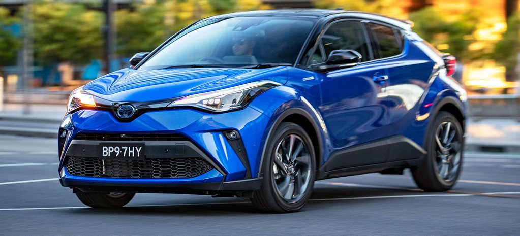 2020 Toyota C-HR Koba Hybrid review