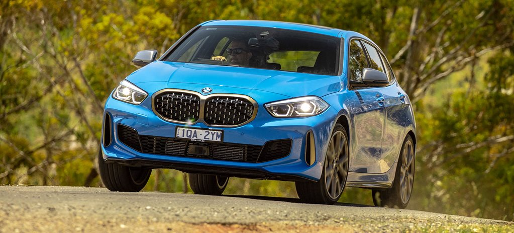 BMW M135i xDrive review