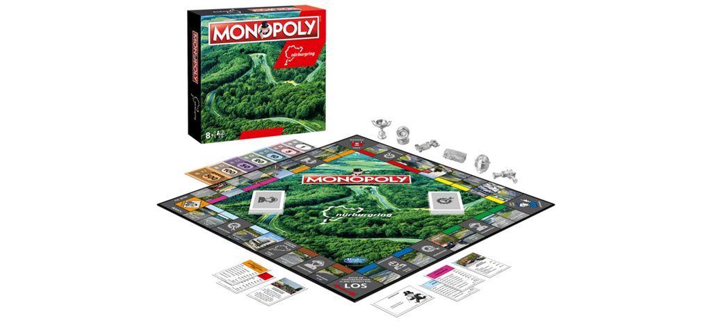 Nurburgring Monopoly set revealed news