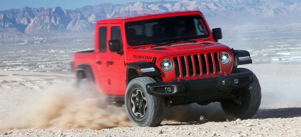 Jeep Gladiator Rubicon review feature